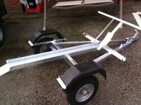 Wanted motorcycle trailer