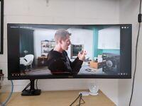 Ultrawide 34 inch Curved Monitor Dell U3415W