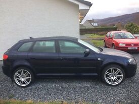 Audi A3 Sportback TDI - Reduced Price