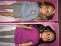 Designer Friend Dolls