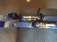 a pair of dynastar alti trail wide 170 pintail skis