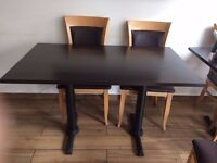 Good Conditioned Tables and Chairs