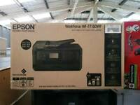 EPSON WorkForce WF-7715DWF All-in-One Wireless A3 Inkjet Printer Fax Touchscreen