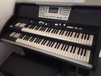 Hammond Organ M-44 Exceed by Hammond Zone.