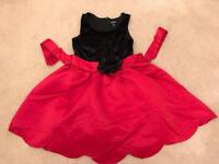 3-4 years girl's dress