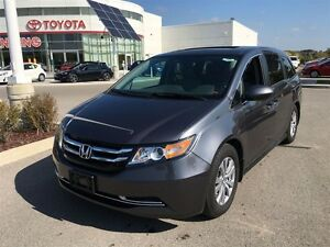 2014 Honda Odyssey EX-L with Nav. Fully Certified and Emission T