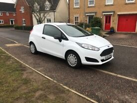 2013 Ford Fiesta Van 1.6 TDCi Econetic Tech - 1 Owner with Full History (No VAT!!)