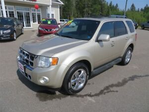 2010 Ford Escape Limited 3.0L AWD