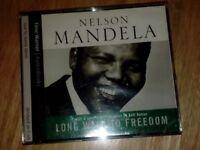 Audio Book: Nelson Mandela, Long Walk to Freedom