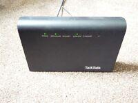HUAWEI HG633 TalkTalk router