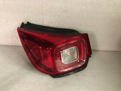 Chevrolet Malibu Tail - 2013-2016 Chevrolet Malibu LTZ Driver Left LED Tail Light 25919027 New OEM