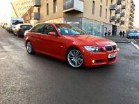 BMW 335D M SPORT E90_400BHP+743TORQUE FAST VERRY FAST_HPI. CLEAR FULL SERVICE HISTORY 2KEYS