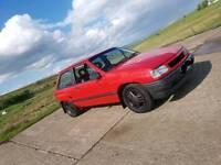 Vauxhall nova genuine 1.4 Sr 1992 ( corsa redtop opel)