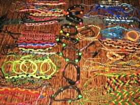 200,bracelets,& wristbands,joblot,new,free p&p