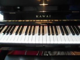 upright piano by kawai