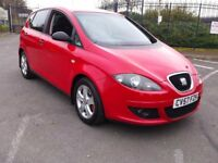 SEAT ALTEA REFERENCE 1.9 PD TDI DIESEL FULL HISTORY GOOD CONDITION FAMILY MPV / CAR