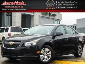 2014 Chevrolet Cruze 1LT Bluetooth|Keyless_Entry with R.Start|Sa