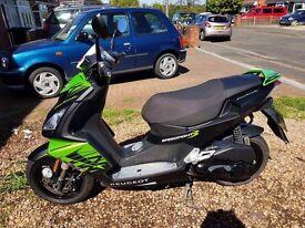 Peugeot Speedfight 3 Darkside 50cc Moped