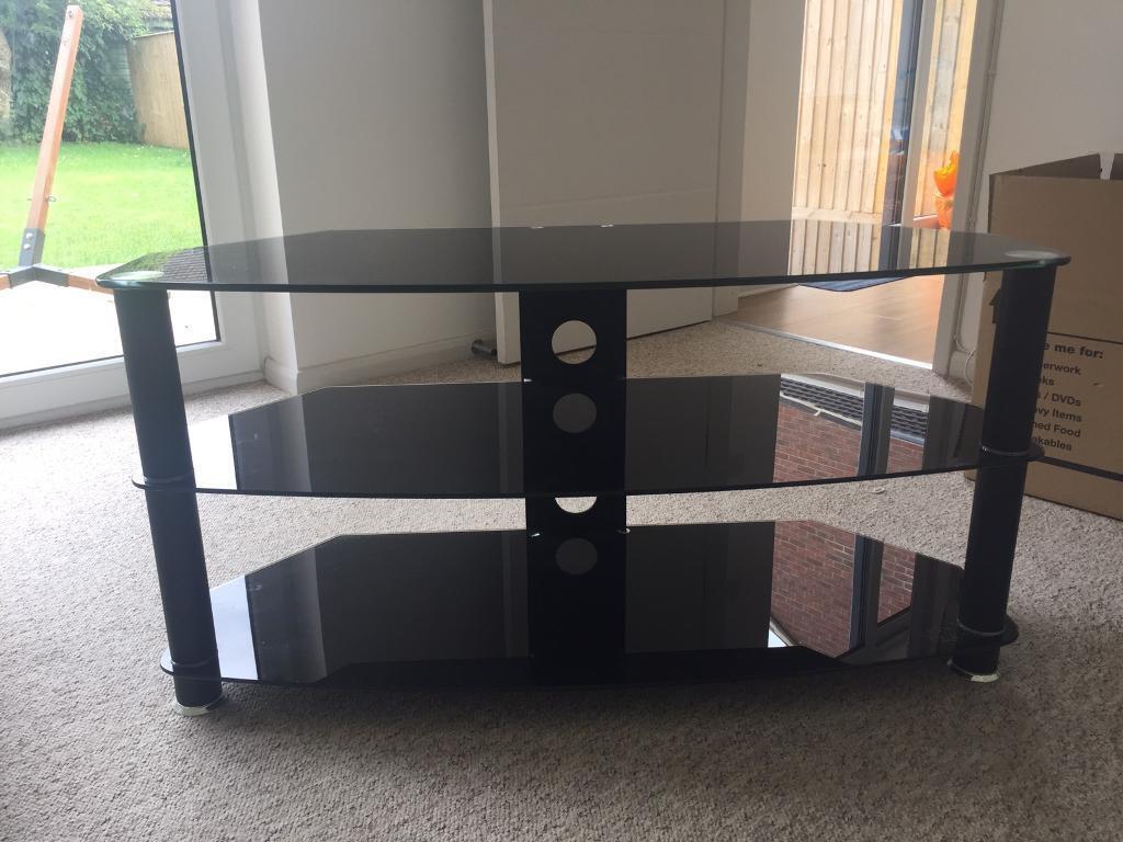 3 Tier Glass Tv Stand In Headington Oxfordshire Gumtree