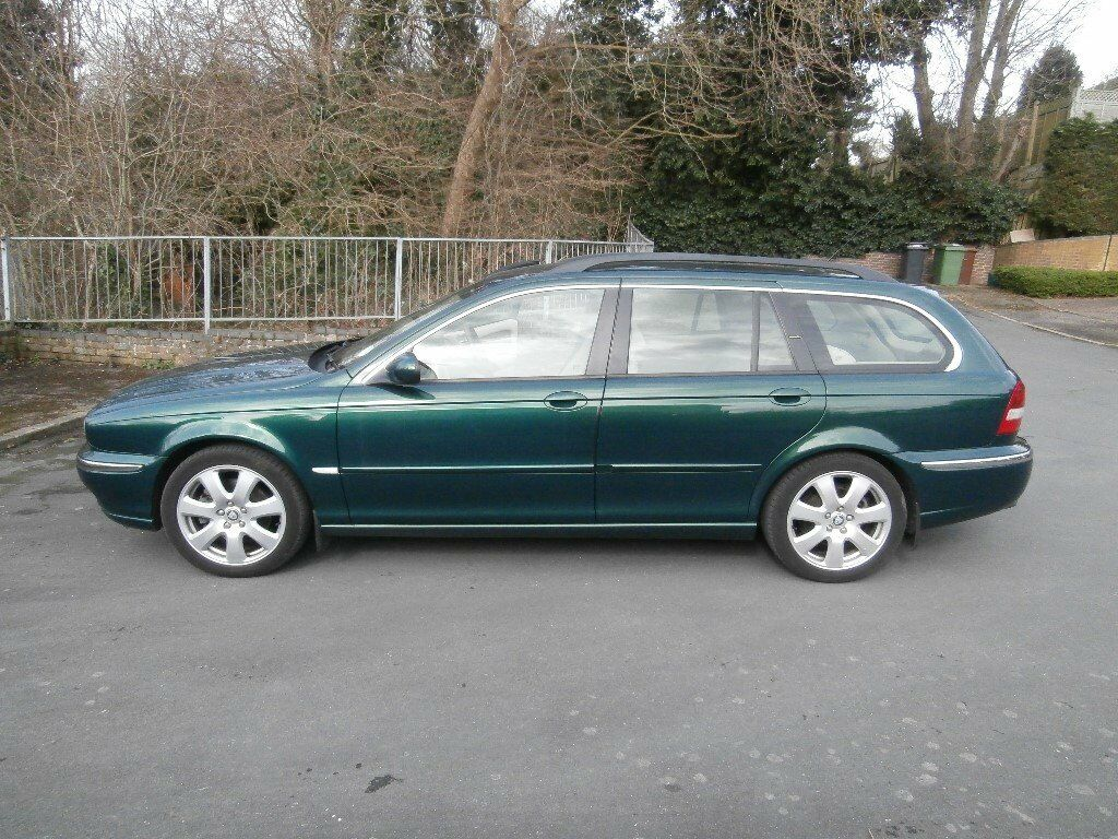 jaguar x type estate diesel 2 0 se 2005 5 speed manual. Black Bedroom Furniture Sets. Home Design Ideas