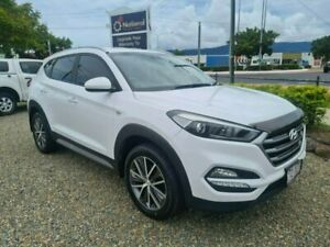2016 Hyundai Tucson TL Active X (FWD) White 6 Speed Automatic Wagon Bungalow Cairns City Preview