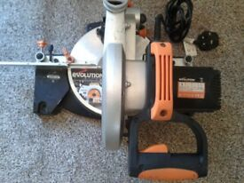 Evolution Rage Chop Saw
