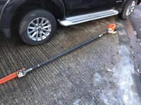 Stihl pole saw ( part working )