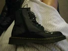 Ladies size 5 DM boots