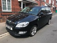 61 2012 SKODA FABIA GREENLINE TDI CR FREE ROAD TAX £3995