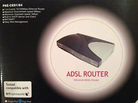 PTI ADSL 4-Port Router PAE-CE81/84 - under offer