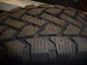 4 pneus d'hiver 185/65/15 Pacemark Snowtrakker Radial ST/2
