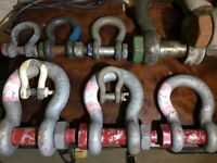 Lifting Rigging Shackle (various sizes)
