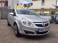 Vauxhall Corsa 1.4 i 16v Club 5dr£2,995 one owner,low mileage