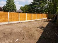 fencing painting plastering tiling