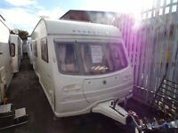 NO DEPOSIT FINANCE 05 AVONDALE DART 545/4 WITH FULL AWNING AND MOTOR MOVER, PART EX WELCOME