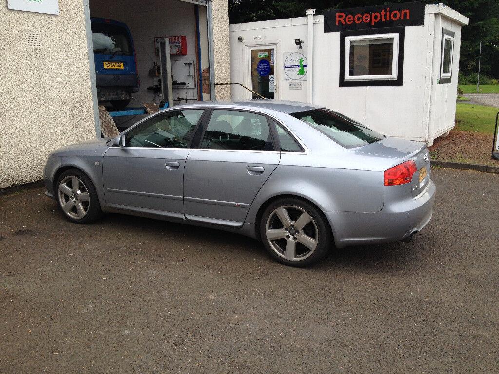 Audi A4 Quattro SE S Line 2.0 tfsi 220hp Spares or Repair £Offers