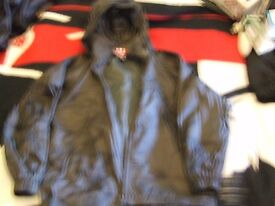 Dark Blue coat 7/8yrs