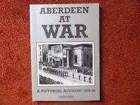 Aberdeen At War Book - Local History