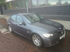 BMW 320D 56plate 123k milage. good runner. just want a smaller car. first to see wil buy. 3000ono