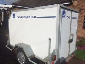 trailer - Lynton Load Runner 2.0 van trailer