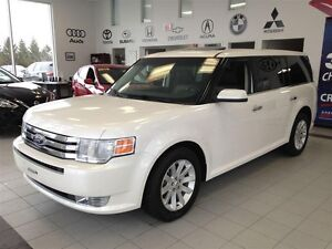 2012 Ford Flex SEL AWD 7 PASSAGERS