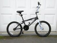Kids BMX bike. Good condition. Suit 7 - 12 year olds.