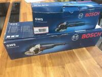 Bosch Professional Grinders 115 & 230 (new)