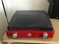 GPO stylo record player as new