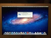 "Apple MacBook Air (A1237)13"" with 64GB SSD, 2GB memory and PSU"
