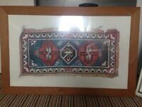 Aztec Framed Picture