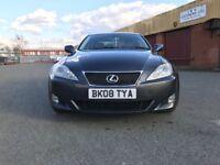 Lexus IS 220d 2.2 TD SE 4 dr