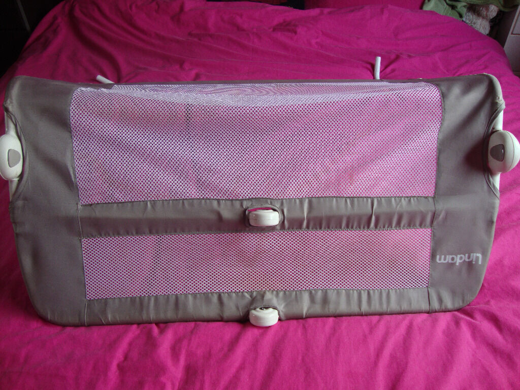 Guard Fitting Lindam Easy Fit Bed Guard