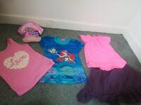 Girls clothing bundle 5-6 yrs £3