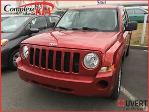 2010 Jeep Patriot Sport/North 4X4 NORTH CRUISE CONTROL ANTIROUIL